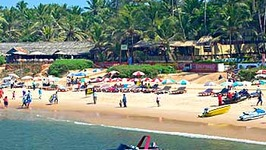 Goa Beach Lunch Diet !