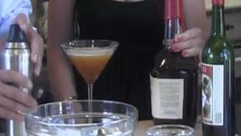 The 3 M's - Martini, Margarita, and Manhattan
