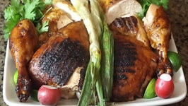 Borracho Chipotle Chicken (Mexican Grilled Chicken)