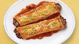 Black Bean Enchiladas