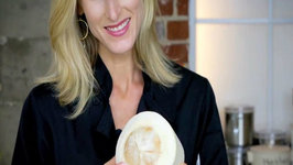 How to Safely Open a Young Coconut Chef Joy Houston