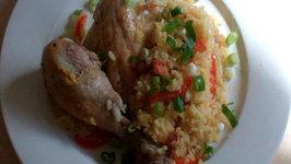 Chicken Chorizo Paella
