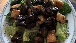 Zuza Zak's Weeknight Dinners Chicken Liver Salad