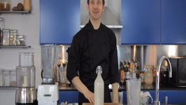 How To Make Fresh Nut Milk