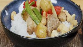 Pork and Pineapple Stir-Fry