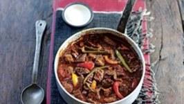Dans traditional Texas chili powder
