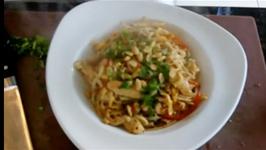 Stir Fried Chicken Pad Thai