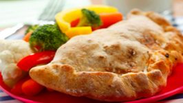 Easy Cheesy Calzones