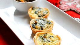 Tasty Mini Quiche