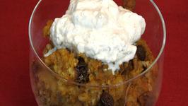 Slow Cooker Pumpkin Rice Pudding
