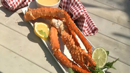 Grilled King Crab Legs