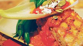 Spanish Roasted Pepper Romesco