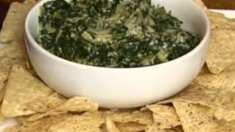 Holiday Series  2 Spinach and Artichoke Dip Appetizer