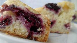 Nana's Easy Cherry Cake
