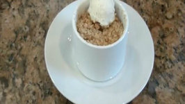 Apple Crumble - Special Baked Dessert