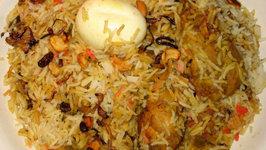 Malabar Chicken  Mutton Biriyani