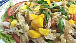Chicken Veggie Salad