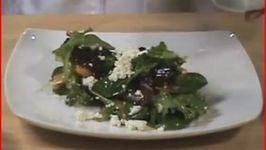 California Apricot Vinaigrette Salad