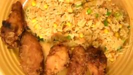 Homemade Vegetable Fried Rice