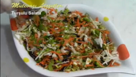 Turkish Turşulu Salata