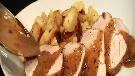 Mike Monahan TV SPOT Pork Tenderloin with Bacon Hash