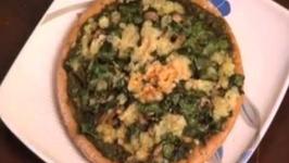 Pizza - Mexican Greenwave Pizza