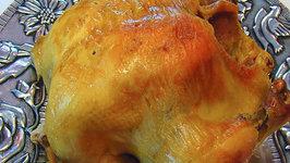 Betty's Christmas Roast Chicken -- Christmas