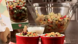Quick Quinoa and Mango Salad