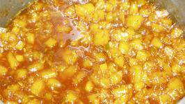 Fresh Pineapple Chutney