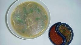 Quick Chinese Dinner Menu