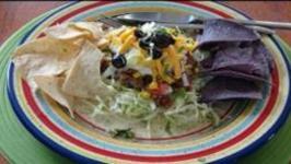 Tortilla Chip Salad