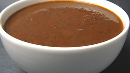 Hearty Caribbean Black Beans Soup