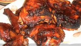 Bbq Grilled Chicken