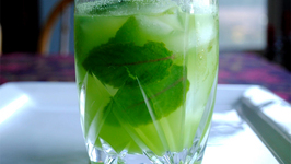 Cucumber and Mint Lassi