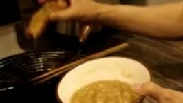 Eggrolls with Duck Sauce
