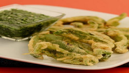 Chinese Style Fried Capsicum by Tarla Dalal