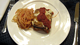 Betty's Eggplant Parmigiana