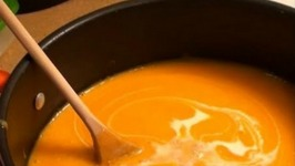 Thanksgiving How to Make Butternut Squash Soup