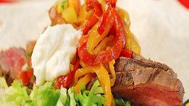 Saturday Chefs - Beef Fajitas