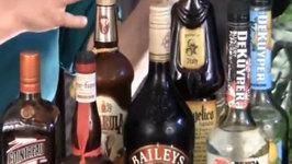 Amazing Liquor or Liqueur Cocktails
