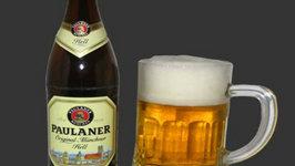 Paulaner Oktoberfest German Beer Review