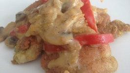 Pan-Fried Chicken Dinner (Weeknight Dinner Ideas)