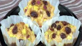Thanksgiving Sweet Potato Mushipan