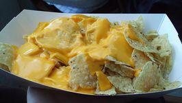 2 Cheese Nachos