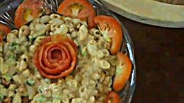 Macaroni Peanut Salad