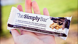 The Simply Bar - High Protein, Low Calorie and More Fiber than Sugar