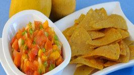 Mango Salsa by Tarla Dalal