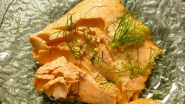Grilled SalmonTrout