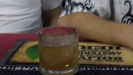 The Grito Cocktail, How-To