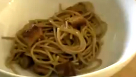 Soba Noodles With Peanut Butter